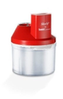 Mini sliceSy mincer for Bamix plunge blender