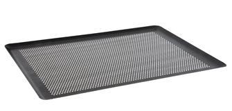 Perforated non-stick baking tray 40x30 cm