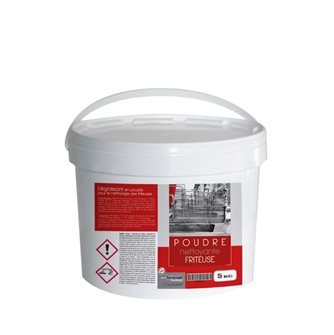 Fryer cleaning powder 5 kg