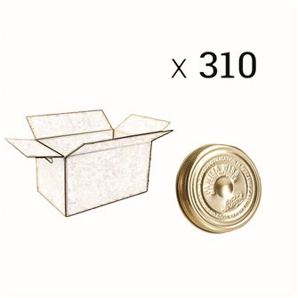 Familia Wiss® cap 100 mm per carton of 310