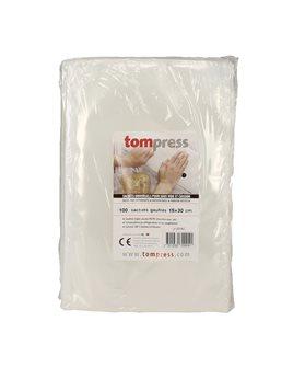 Vacuum seal bags - 15x30 cm by 100