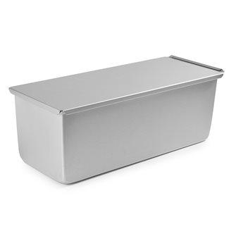 34 cm anodized aluminum bread pan