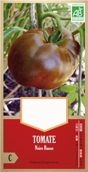 Black Russian tomato seeds