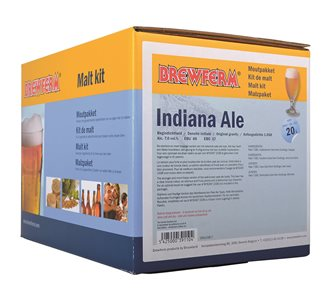 Indiana Ale malt kit for 20 liters of beer