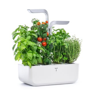 Smart Edition White Indoor Garden Kitchen