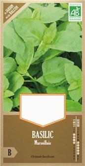 Marseillais basil seeds