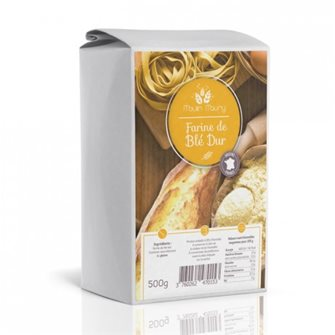 Durum wheat flour for pasta 500 g