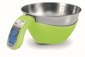 Digital balance bowl with batteries 5 kg