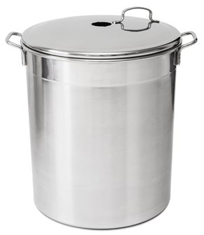 12-jar stainless steel gas sterilizer with column and hooks
