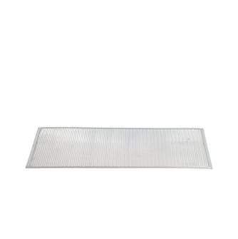 Grill plate for pizza 40 x 60 cm
