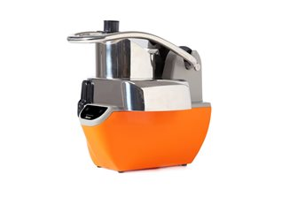 Professional electric vegetable cutter 1 100 W 320 towers made in France