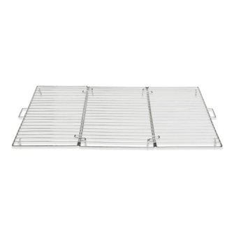 Stainless steel rectangular rack