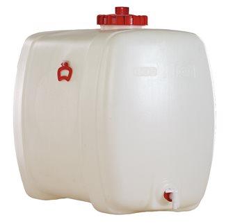 Rectangular food vat - 300 litres