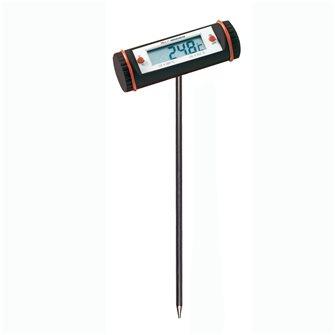 "Digital probe thermometer ""T"" shape"